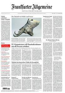 Frankfurter Allgemeine Zeitung F.A.Z. - 03. Mai 2018