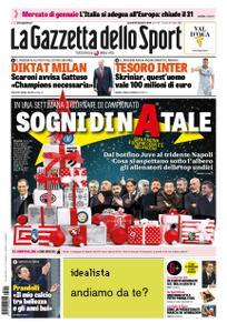 La Gazzetta dello Sport Sicilia – 21 dicembre 2018