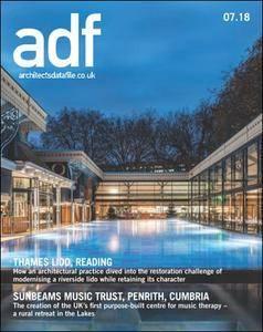 Architects Datafile (ADF) - July 2018