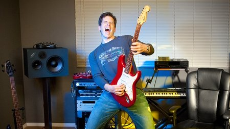 Guitar Lessons : Rock Guitar in 1 Day!