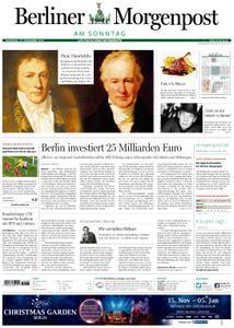 Berliner Morgenpost – 17. November 2019