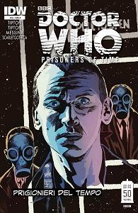 Doctor Who - Prigionieri Del Tempo - Volume 9