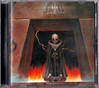 Axe - Nemesis (1983) {1997, Reissue}