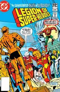 Legion of Super-Heroes 274 digital LP