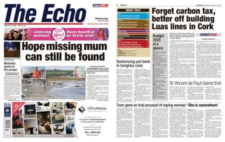 Evening Echo – October 09, 2019