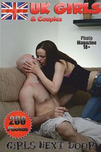 Sex Amateurs UK Adult Photo Magazine - January 2020
