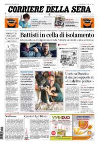 Corriere della Sera – 15 gennaio 2019