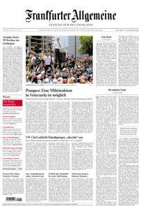 Frankfurter Allgemeine Zeitung F.A.Z. - 02. Mai 2019