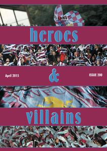 Heroes and Villains - April 2015