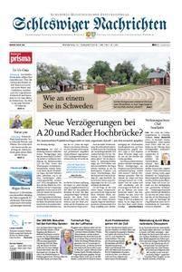 Schleswiger Nachrichten - 21. August 2018