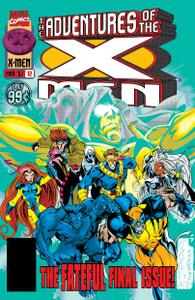 Adventures of The X-Men 012 1997 Digital Shadowcat