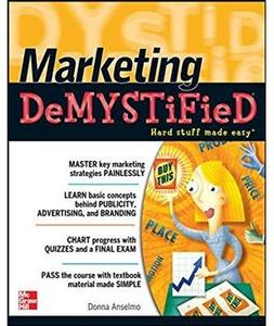 Marketing Demystified [Repost]