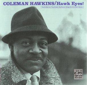 Coleman Hawkins - Hawk Eyes (1959) {Prestige OJC-294 rel 1987}