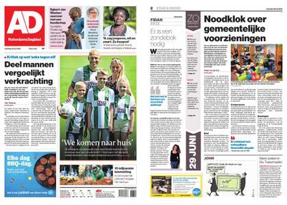 Algemeen Dagblad - Hoeksche Waard – 29 juni 2020