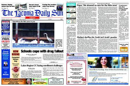 The Laconia Daily Sun – August 21, 2018