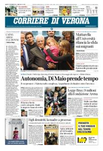 Corriere di Verona – 01 dicembre 2018