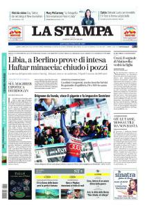 La Stampa Asti - 19 Gennaio 2020