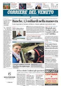 Corriere del Veneto Vicenza e Bassano – 18 ottobre 2018