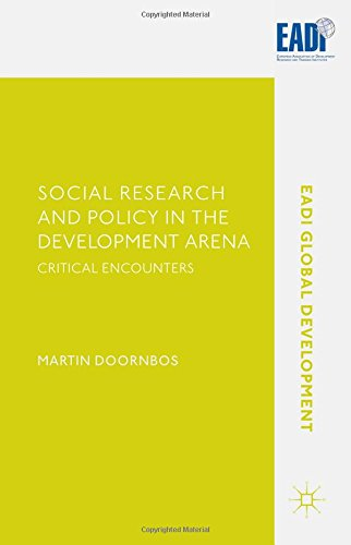 Social Research and Policy in the Development Arena: Critical Encounters (repost)