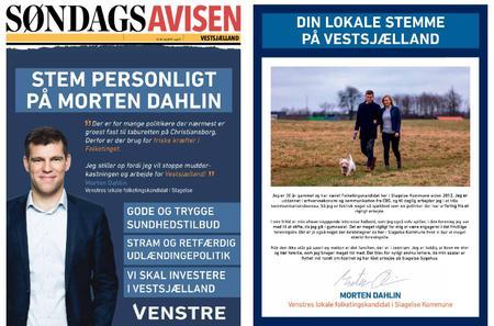 Søndagsavisen Vestsjælland – 23. maj 2019