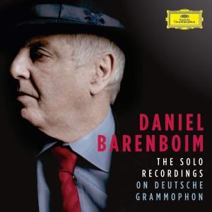 Daniel Barenboim - Complete Solo Recordings On Deutsche Grammophon (39CD Box Sets, 2017)
