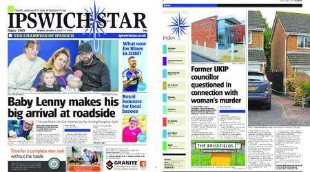 Ipswich Star – January 01, 2018