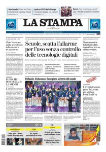 La Stampa Alessandria - 9 Dicembre 2019