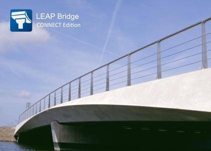 LEAP Bridge Concrete CONNECT Edition V18