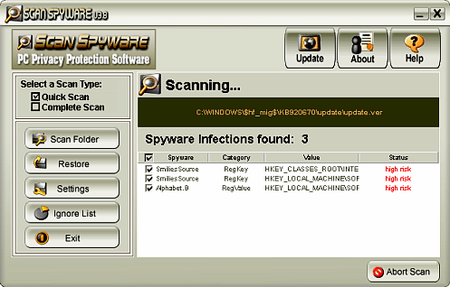 ScanSpyware v3.8.0.2