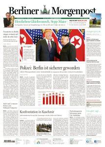 Berliner Morgenpost – 28. Februar 2019