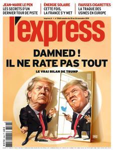L'Express - 20 novembre 2019