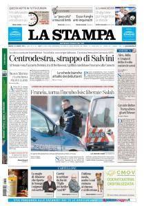 La Stampa Torino Provincia e Canavese - 24 Marzo 2018