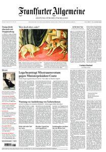 Frankfurter Allgemeine Zeitung F.A.Z. - 10. August 2019