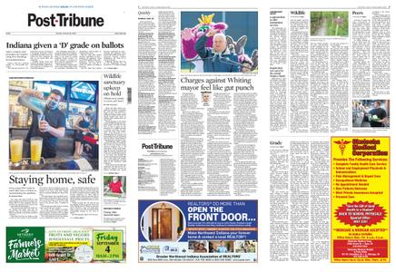 Post-Tribune – August 30, 2020