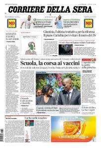 Corriere della Sera - 8 Luglio 2021