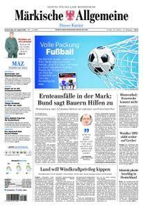 Märkische Allgemeine Dosse Kurier - 23. August 2018
