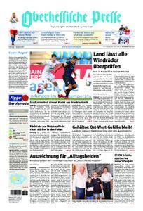 Oberhessische Presse Marburg/Ostkreis - 04. August 2018