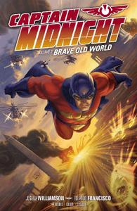 Dark Horse-Captain Midnight Vol 02 Brave Old World 2016 Hybrid Comic eBook