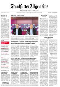 Frankfurter Allgemeine Zeitung F.A.Z. - 20. Oktober 2018