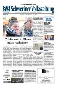 Schweriner Volkszeitung Hagenower Kreisblatt - 11. Dezember 2019