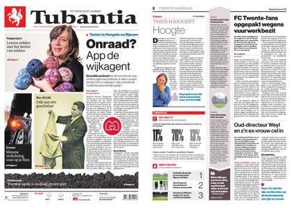 Tubantia - Enschede – 23 januari 2018