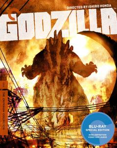 Godzilla, King of the Monsters! (1956) [The Criterion Collection]