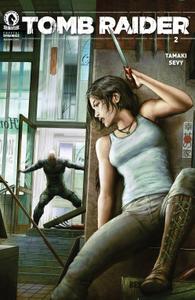 Tomb Raider 002 2016 digital The Magicians