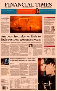 Financial Times UK – 02 January 2020