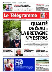 Le Télégramme Guingamp – 01 août 2020