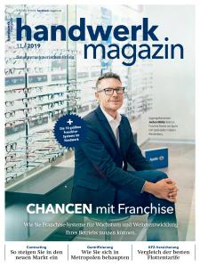 Handwerk Magazin - November 2019