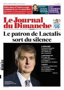 Le Journal du Dimanche - 14 janvier 2018