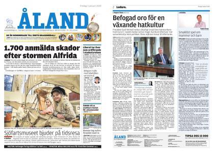 Ålandstidningen – 03 januari 2020