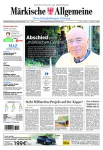 Neue Oranienburger Zeitung - 09. Februar 2019