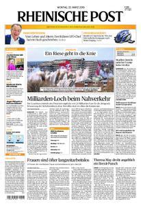 Rheinische Post – 25. März 2019